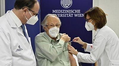 Αυστρία: Υψηλότερη από ποτέ η πρόθεση εμβολιασμού κατά του κορωνοϊού
