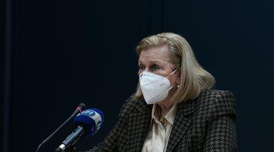 Θεοδωρίδου: Αναγκαίος ο εμβολιασμός για τον ιό της γρίπης