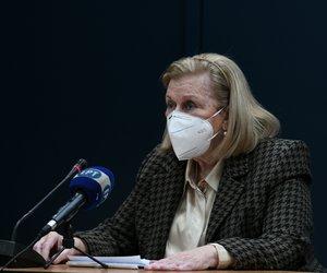 Θεοδωρίδου: Ελάχιστες οι παρενέργειες του εμβολίου - Οι θάνατοι στη Νορβηγία δεν σχετίζονται