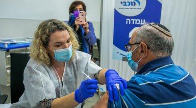 Ισραήλ: «Ενθαρρυντικά» τα πρώτα στοιχεία από τους εμβολιασμούς στη χώρα