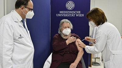 Αυστρία: Το 1/3 του πληθυσμού της χώρας έχει εμβολιαστεί