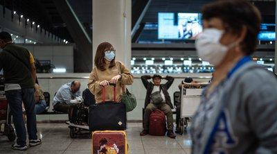Ασία-κορωνοϊός: Οι αρχές επιβάλλουν αυστηρότερους περιορισμούς για την Covid-19