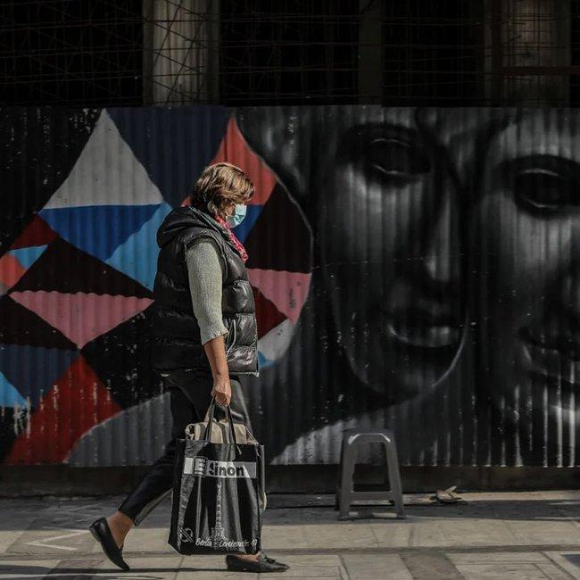 Στα «κόκκινα» ξανά η Αττική με 255 από τα 566 κρούσματα, τα πιο πολλά στο κέντρο της Αθήνας