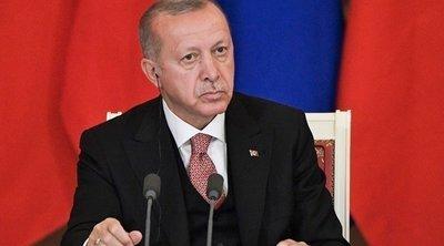 Ο Ερντογάν συνεχάρη τον Εμπραχίμ Ραϊσί για την εκλογική νίκη του
