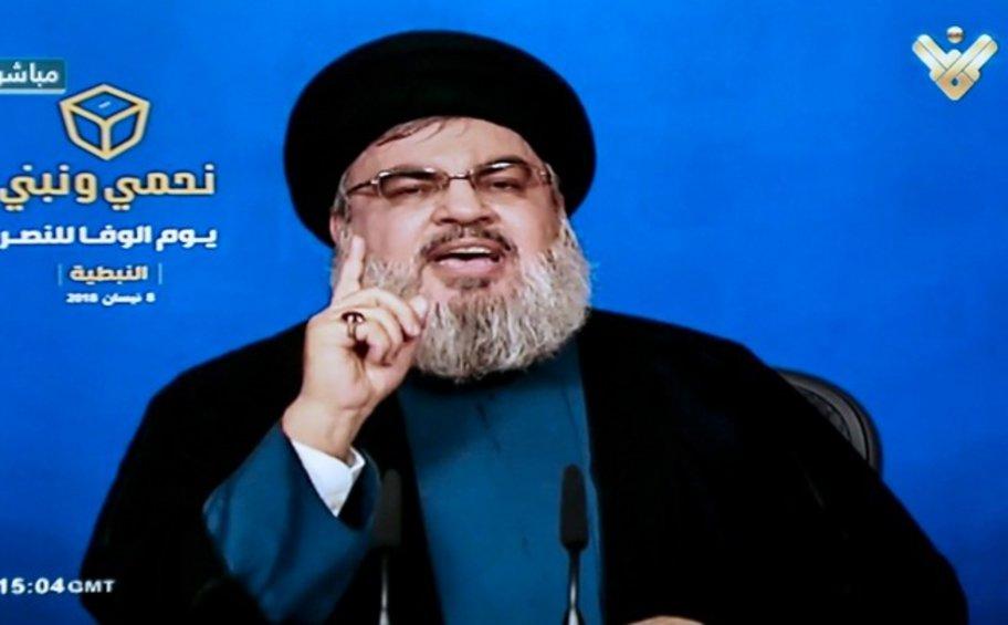 Νασράλα: Ένας διάλογος μεταξύ του Ριάντ και της Τεχεράνης «θα κατευνάσει» τις εντάσεις
