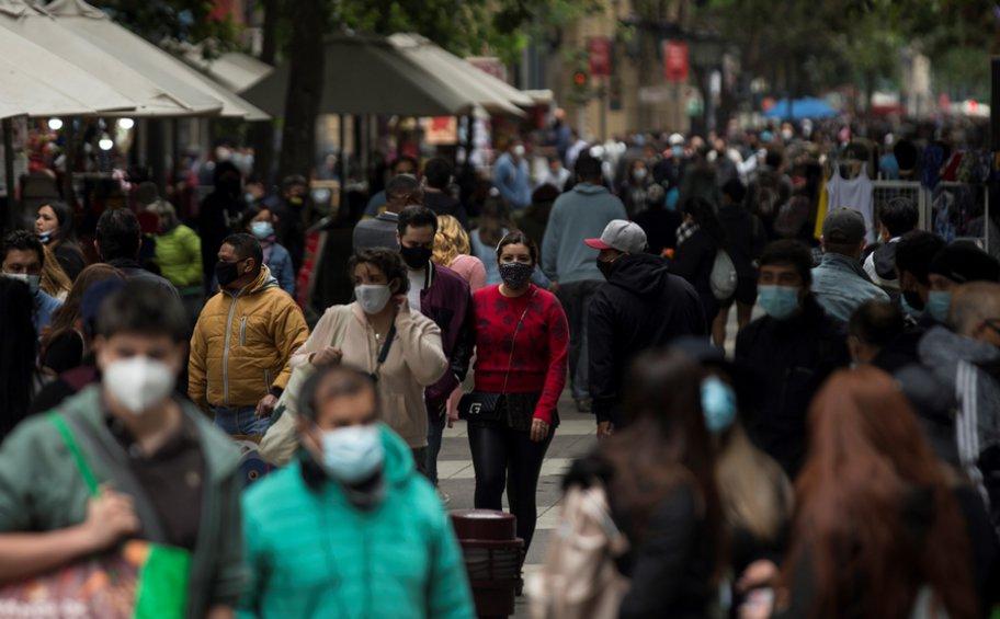 Χιλή-κορωνοϊός: Πάνω από 4.200 κρούσματα και 96 νέοι θάνατοι