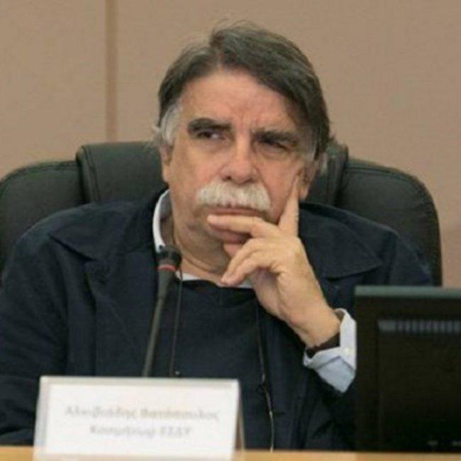 Βατόπουλος: Πρώτα ο εμβολιασμός και μετά το άνοιγμα όλων των καταστημάτων - Τι είπε για την ανοσία _ BINTEO