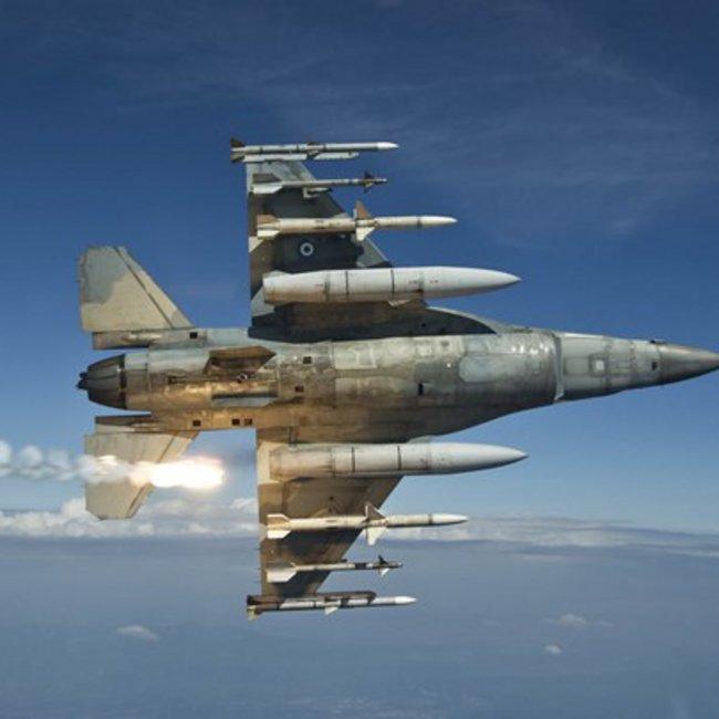 Σήμερα η πρώτη πτήση του ελληνικού F-16 Viper