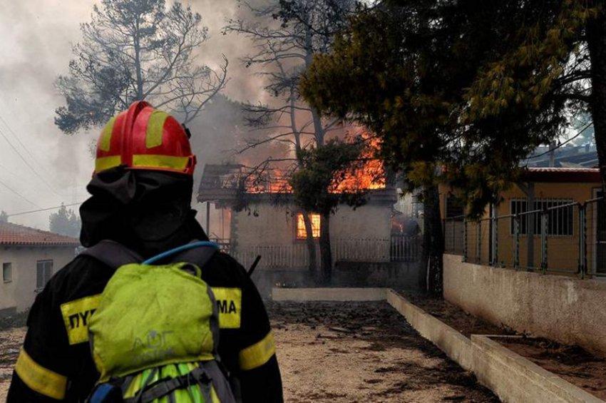 Φωτιά στο Μάτι: Εστηναν «παγίδες» σε αντιπάλους εντός της Υπηρεσίας και κάηκαν άνθρωποι!