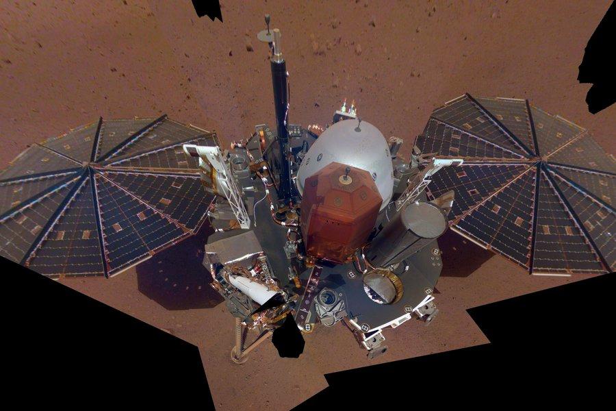 Η NASA κήρυξε πια «νεκρό» το τρυπάνι του ρομποτικού σκάφους InSight στον Άρη