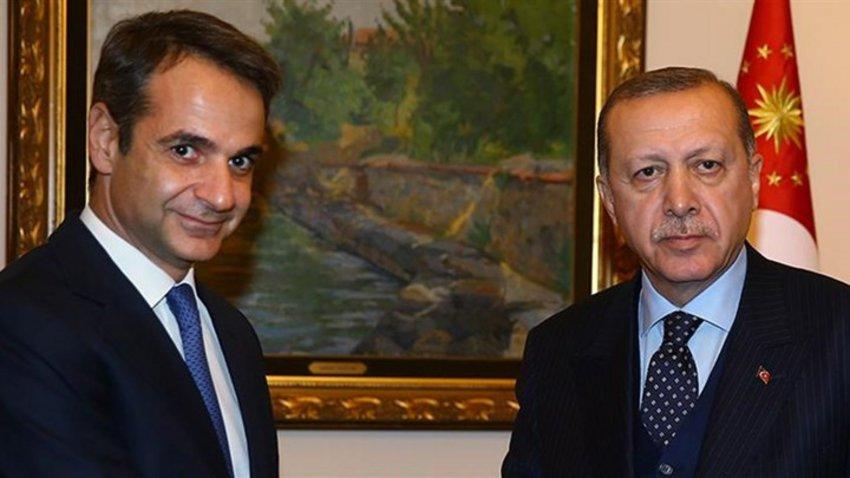 Μαξίμου: Μία συνάντηση Μητσοτάκη-Ερντογάν θα είναι χρήσιμη - Δημιουργεί θετικό κλίμα