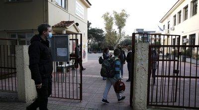 Γώγος: Ενθαρρυντικά δεδομένα, πιθανό άνοιγμα σχολείων σε 2 εβδομάδες