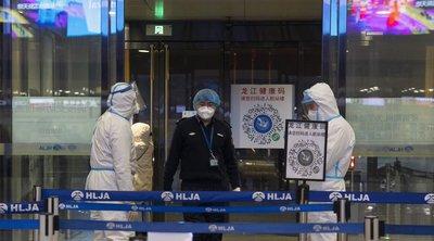Οι Κινέζοι συνδέουν την πρόσφατη έξαρση της πανδημίας στην πόλη Ναντζίνγκ  με πτήση από τη Ρωσία