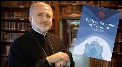 «Η Πίστη στην Εποχή του Κορωνοϊού»: Το νέο βιβλίο του Αρχιεπισκόπου Αμερικής Ελπιδοφόρου