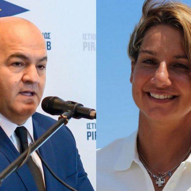 Παραιτήθηκε ο πρόεδρος του Ιστιοπλοϊκού Ομίλου Πειραιώς για συμπαράσταση στην Σοφία Μπεκατώρου