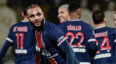Ligue 1: Δύσκολη νίκη για την Παρί - Ηττήθηκε από την ουραγό Νιμ η Μαρσέιγ - ΒΙΝΤΕΟ