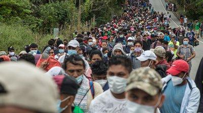 Γουατεμάλα: Οι δυνάμεις ασφαλείας κλιμάκωσαν την καταστολή σε βάρος μεταναστών από την Ονδούρα
