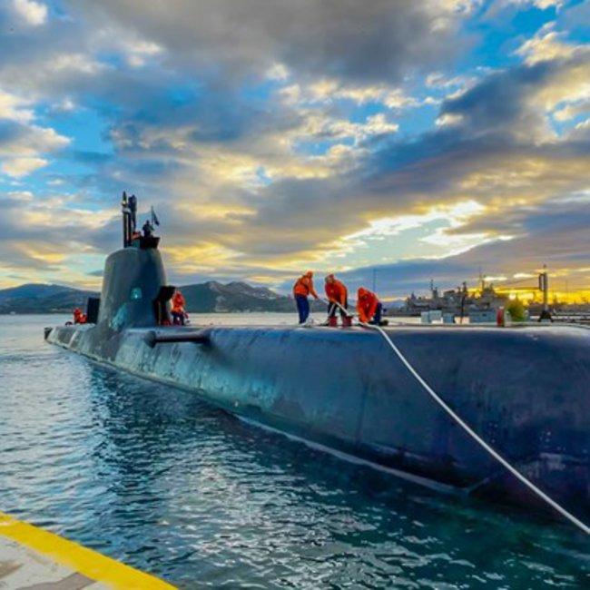 Πολεμικό Ναυτικό: Έριξε τορπίλη σε άσκηση με υποβρύχιο - φάντασμα - ΦΩΤΟ