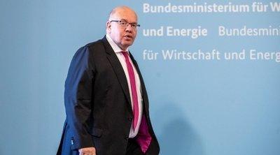 Γερμανία: Ο υπουργός Οικονομικών Πέτερ Άλτμάιερ διορθώνει προς τα κάτω τις προβλέψεις για την οικονομία