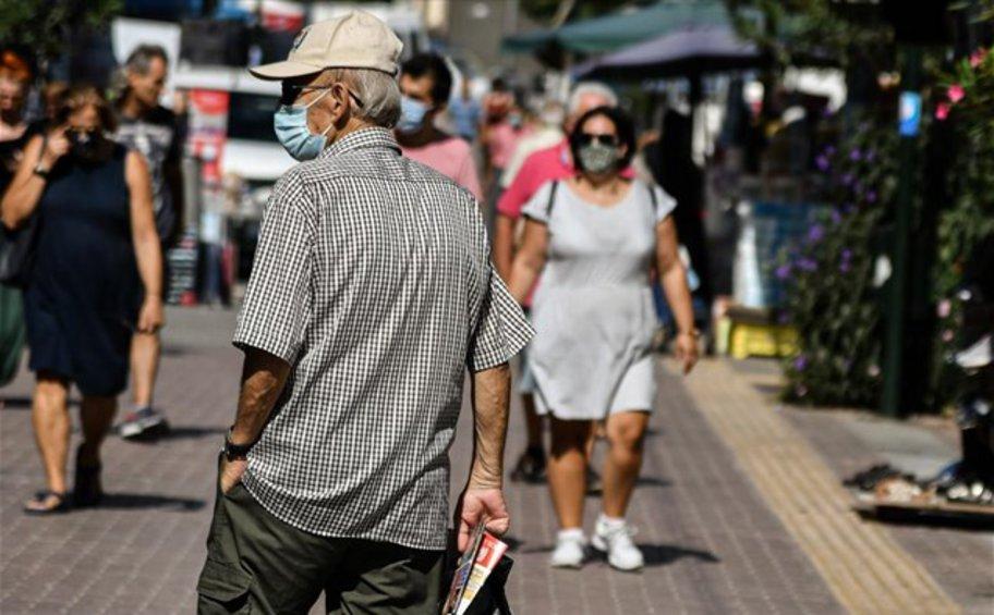Σταθεροποίηση κρουσμάτων στη χώρα, ανησυχεί η Αττική - «Μάχη με τον χρόνο και τον κακό μας εαυτό»
