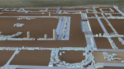 ΠΚΜ: Κτίριο εξυπηρέτησης επισκεπτών στον αρχαιολογικό χώρο του ανακτόρου της Αρχαίας Πέλλας