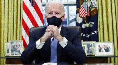 Την ανησυχία της Ουάσινγκτον για την μεταχείριση από την Ρωσία του Αλεξέι Ναβάλνι, εξέφρασε ο πρόεδρος Μπάιντεν