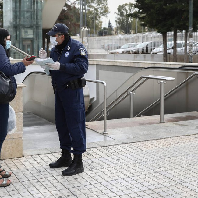 Lockdown: Παράταση μέτρων για μία εβδομάδα - Τι δείχνουν τα επιδημιολογικά δεδομένα