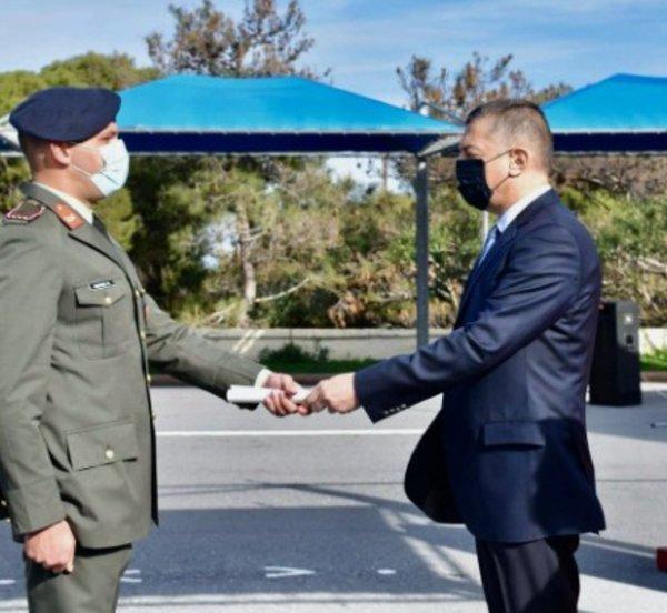 Επίσκεψη του Αλκ. Στεφανή σε Κρήτη και Γαύδο