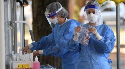 Κορωνοϊός: Πού εντοπίζονται τα 605 νέα κρούσματα