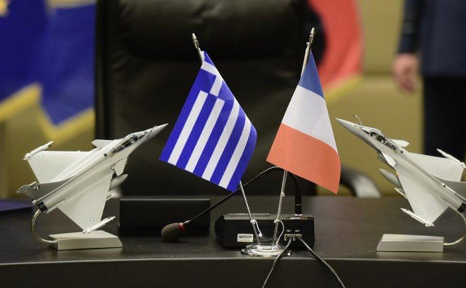 Μετά τα RAFALE συμφωνία για φρεγάτες και κορβέτες με Γαλλία