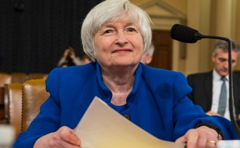 Η Τζάνετ Γέλεν γίνεται η πρώτη γυναίκα που αναλαμβάνει υπουργός Οικονομικών στις ΗΠΑ - Εγκρίθηκε ο διορισμός της από τη Γερουσία