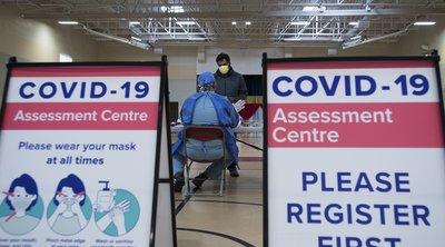 Καναδάς: ΜΜΕ ζητούν πρόσβαση σε νοσοκομεία και γηροκομεία για να αναδείξουν την σοβαρότητα της πανδημίας