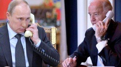 Πρώτη επικοινωνία Μπάιντεν-Πούτιν: Επί τάπητος συνθήκη New Start, Ουκρανία, Ναβάλνι, ρωσικές παρεμβάσεις στις εκλογές