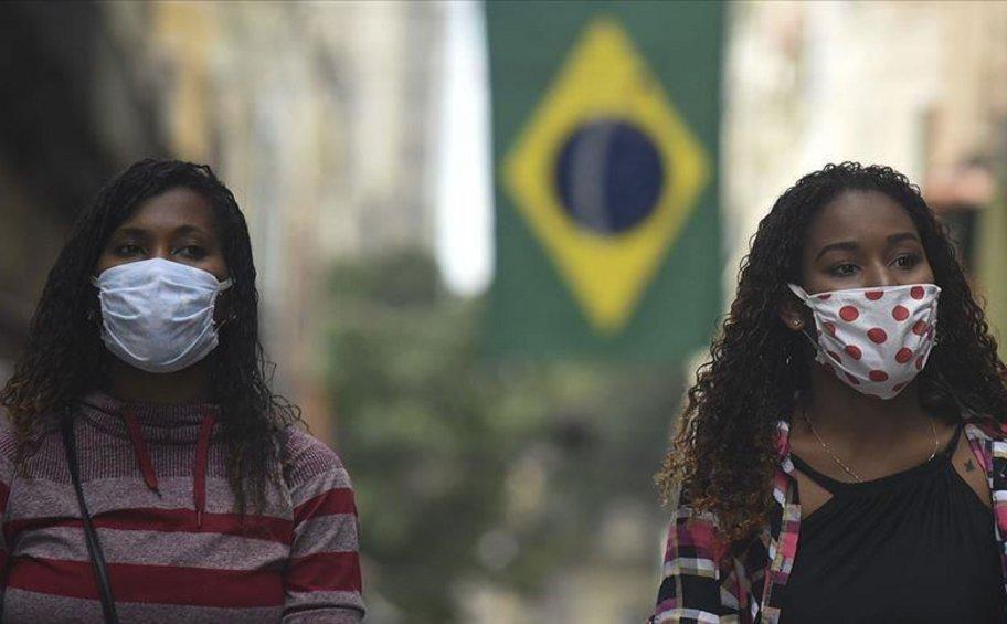COVID-19: Ξεπέρασαν τους 550.000 οι νεκροί της πανδημίας στη Βραζιλία