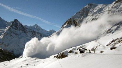 Σοβαρό ορειβατικό ατύχημα στον Όλυμπο – Χιονοστιβάδα παρέσυρε δύο ορειβάτες