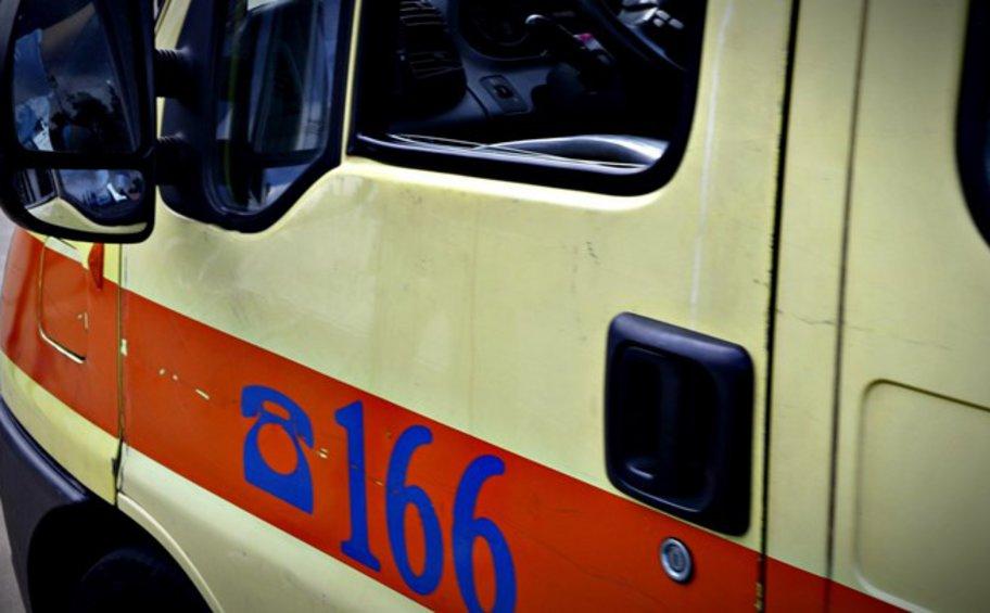 Τροχαίο  με έξι τραυματίες στην Εθνική Οδό Λάρισας- Τρικάλων