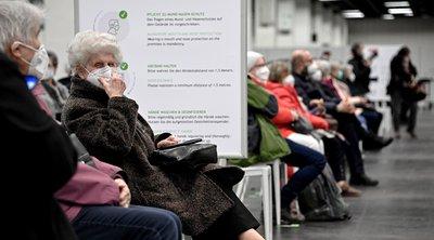 Γερμανία-κορωνοϊός: Το 3% του πληθυσμού έχει λάβει και τις δύο δόσεις εμβολίου