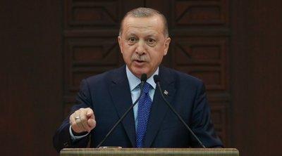 Επιμένει ο Ερντογάν: Τουρκία και Λιβύη παραμένουν δεσμευμένες στο σύμφωνο στην Αν. Μεσόγειο