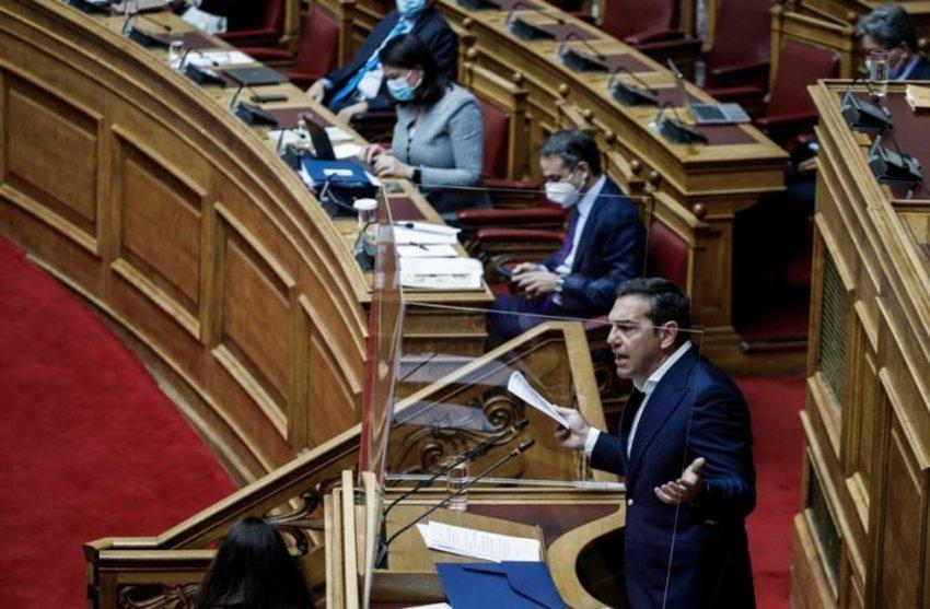 Στη Βουλή φέρνει ο Μητσοτάκης το Ελληνικό #MeToo - Η κυβέρνηση στηρίζει την Μενδώνη