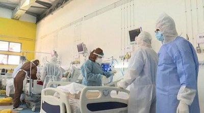 Τυνησία-κορωνοϊός: Ρεκόρ 3.638 κρουσμάτων, 95 θάνατοι σε 24 ώρες