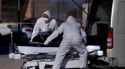 Μεξικό-κορωνοϊός: 342 θάνατοι, σχεδόν 5.000 κρούσματα σε 24 ώρες
