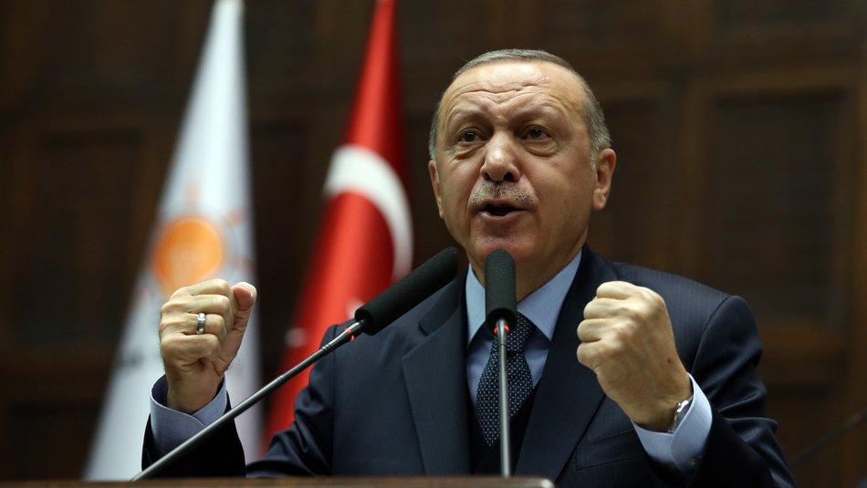 Νέα φουρτούνα στο Αιγαίο προκαλεί ο Ερντογάν