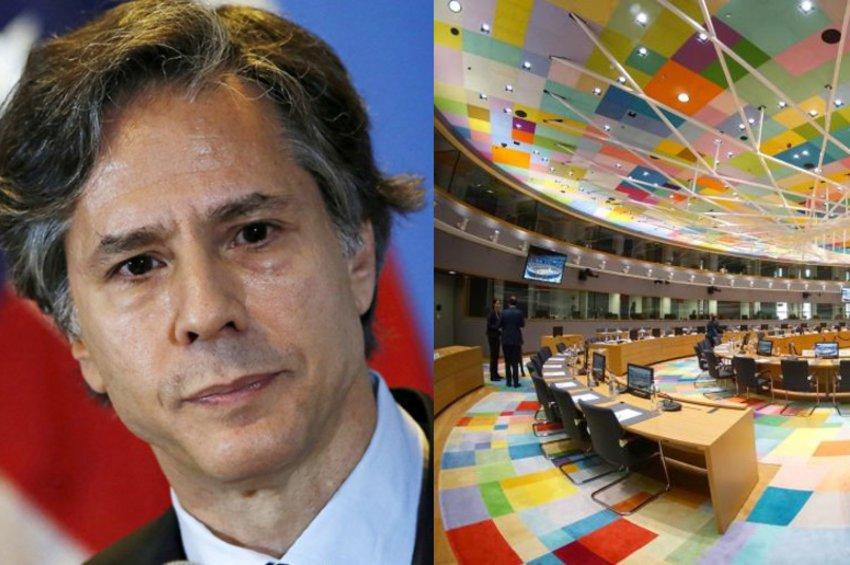 Οι ΥΠΕΞ της ΕΕ συμφώνησαν για κυρώσεις στη Ρωσία -Τι συζήτησαν με τον Μπλίνκεν