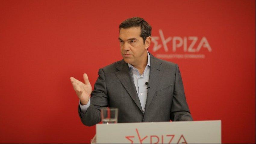 Τσίπρας: Ο κ. Μητσοτάκης να ζητήσει συγγνώμη από τον ελληνικό λαό και ν' αναλάβει την πολιτική ευθύνη που του αναλογεί