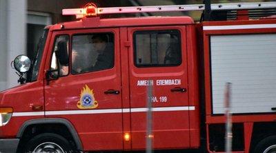 Κάτω Πατήσια: Τραγωδία με δύο νεκρούς από πυρκαγιά