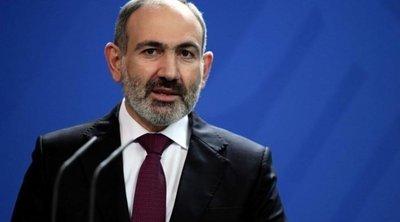 Ο Πασινιάν κατηγορεί το Αζερμπαϊτζάν ότι εισέβαλε σε αρμενικό έδαφος