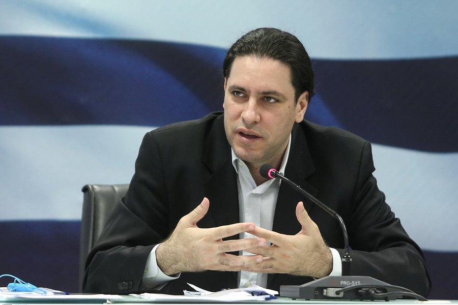 Αναθεώθηκε η θητεία του Ειδικού Γραμματέα Διαχείρισης Ιδιωτικού Χρέους Φ. Κουρμούση