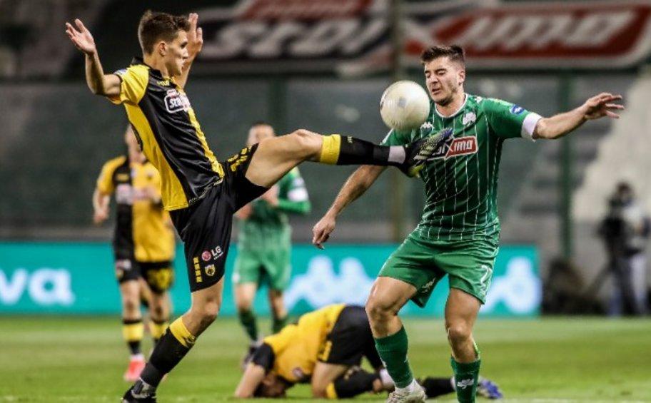 Απόλυτη μοιρασιά στη Λεωφόρο: Παναθηναϊκός-ΑΕΚ 1-1 - Τα γκολ και τα καλύτερα στιγμιότυπα - ΒΙΝΤΕΟ