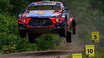 WRC: Ο Τάνακ θριάμβευσε στο αρκτικό Ράλι Φινλανδίας
