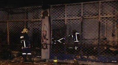 Πυρκαγιά σε κατάστημα στο κέντρο της Αθήνας - ΒΙΝΤΕΟ